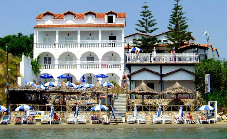 Hotel Denise Beach din Zakynthos