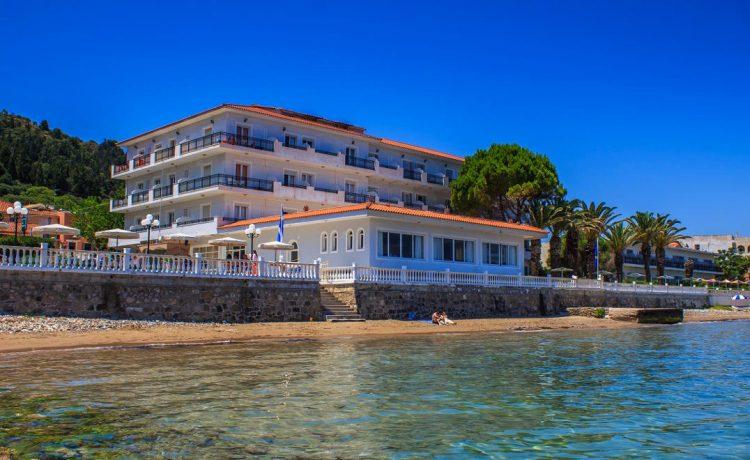 Hotel Chryssi Akti din Zakynthos