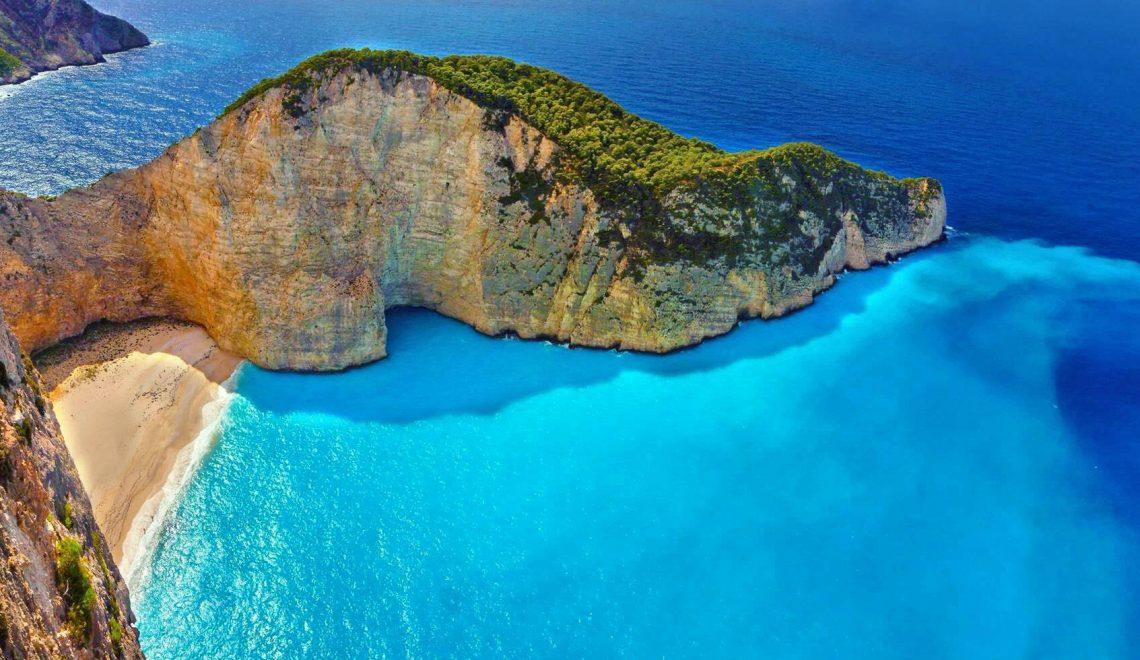 Zakynthos - Plaja Navagio
