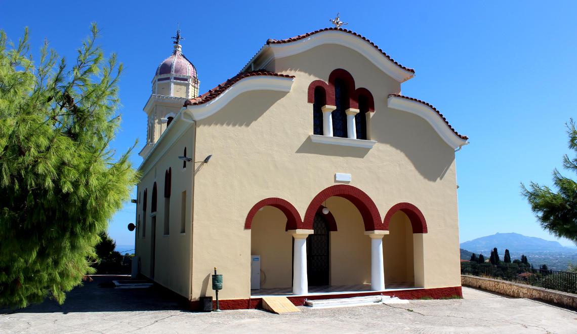 Biserici și mănăstiri din Zakynthos