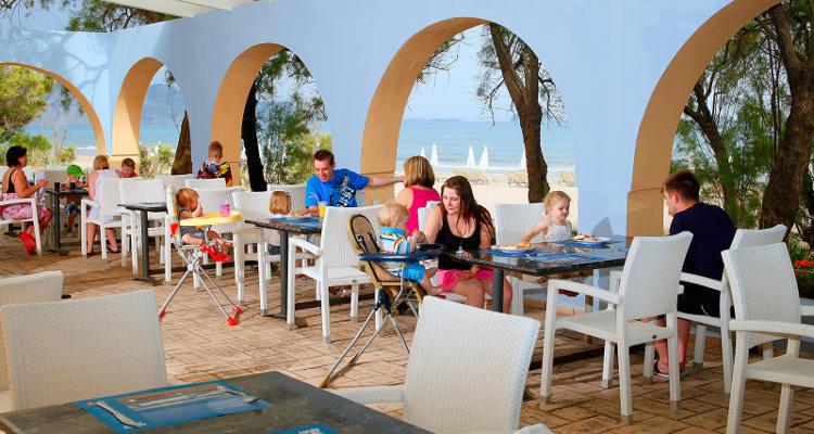 Restaurante în Zakynthos